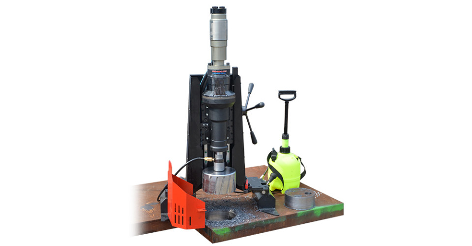 Heavy Duty Atex Pneumatic Drilling Machine Promotech
