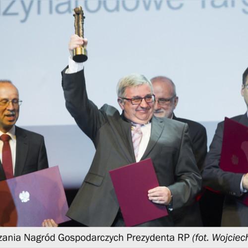 Nagroda Gospodarcza Prezydenta RP w kategorii ład korporacyjny i społeczna odpowiedzialność biznesu